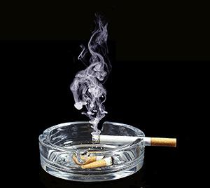 Il fumo è una dipendenza